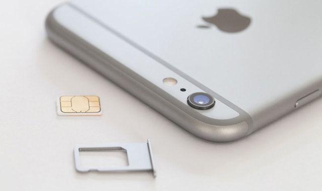 Apple, мобильный оператор