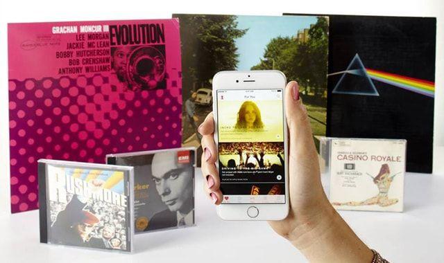 Apple Music, платная подписка, статистика