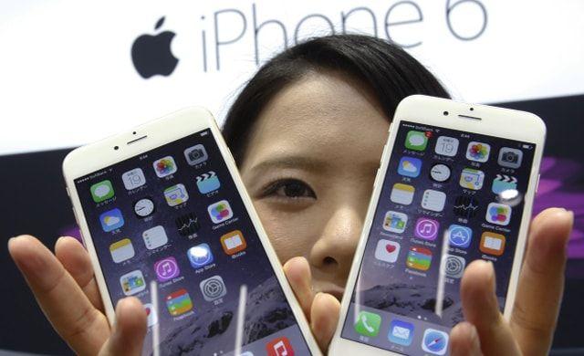 Apple, замедление роста производства