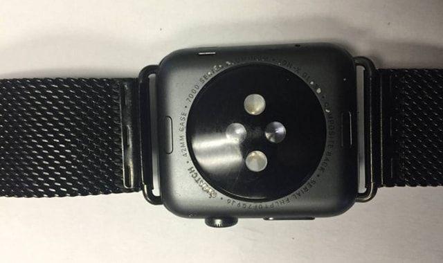 Apple Watch Sport, дефекты