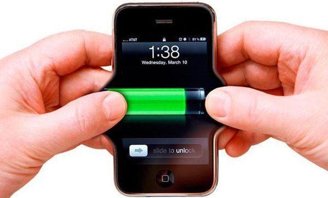 Литий-ионные батареи, родление работы