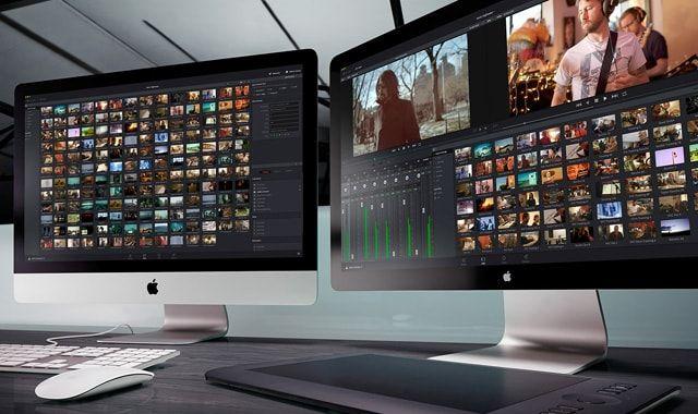 DaVinci Resolve, кино на iPhone
