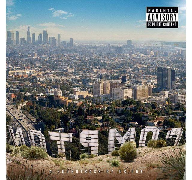 Dr. Dre, альбом Compton: A Soundtrack