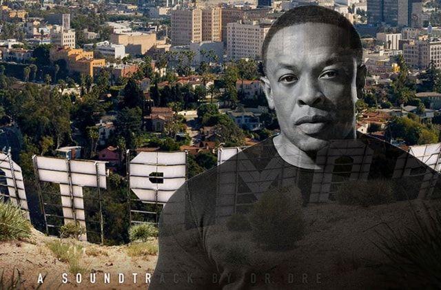 Dr. Dre's, альбом Compton