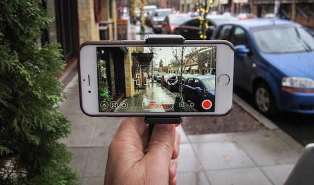 Filmic Pro, кино на iPhone