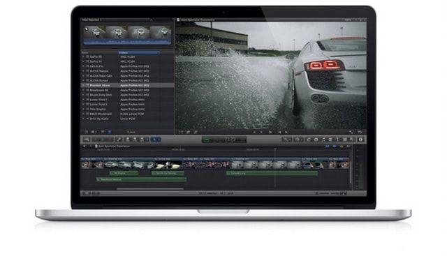 Final Cut Pro, кино на iPhone