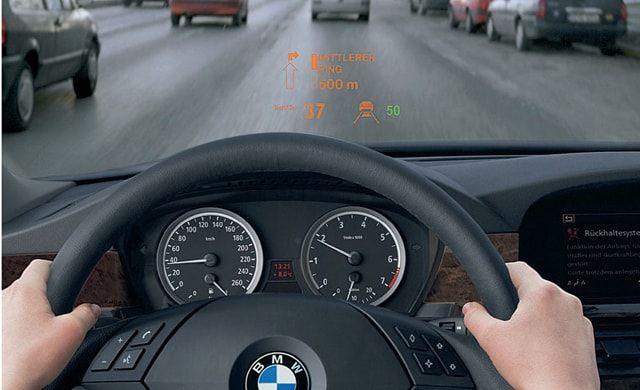 Apple, индикатор на лобовом стекле