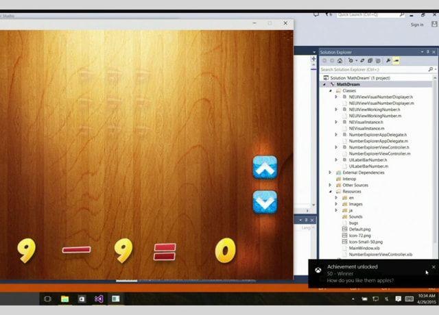 Microsoft Bridge, портирование iOS-приложений