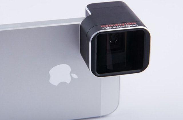 Moondog Labs, камера iPhone, аксессуары