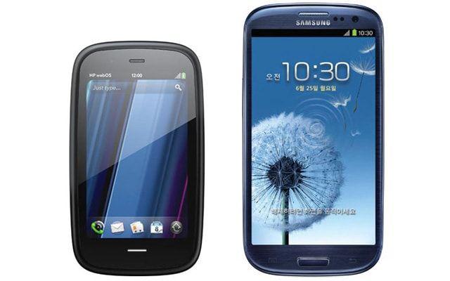 Samsung, плагиат