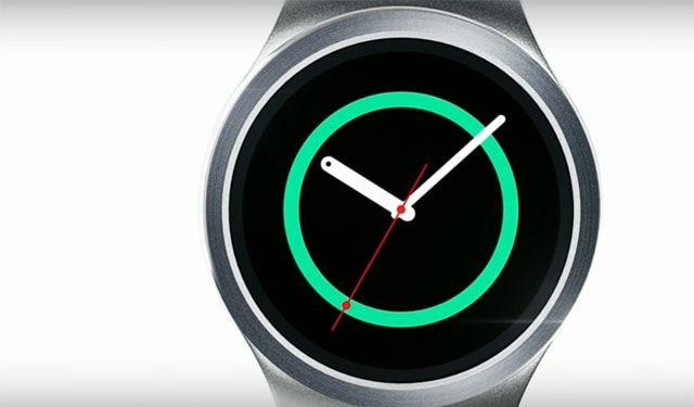 Gear S2, Samsung, умные часы