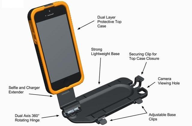 TwistekCase, iPhone, уиверсальный чехол