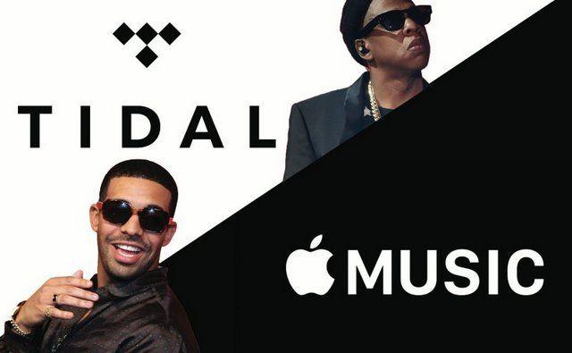 Apple против Tidal