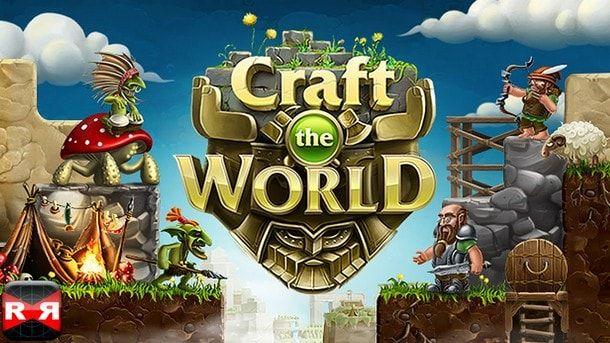 Craft the World Pocket Edition