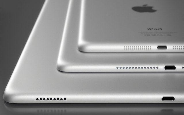 iPad Pro, iOS-приложения
