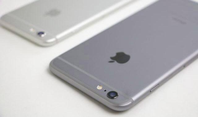 iPhone 6s, камера