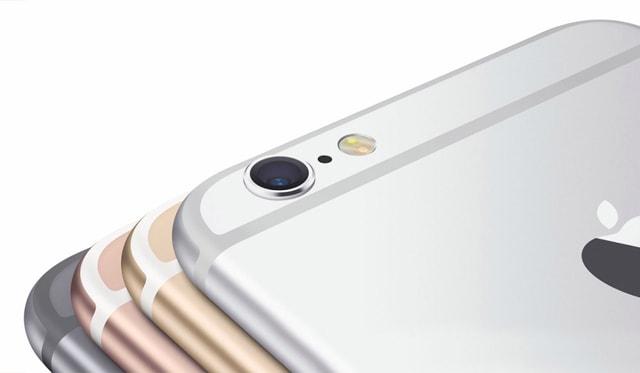 iPhone 6s, розовое золото
