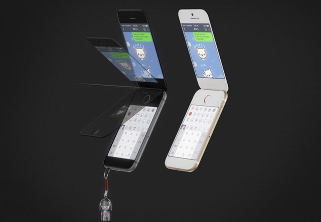 iPhone, концепт, Мартин Хайек