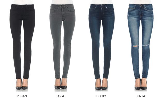 джинсы с зарядкой для iPhone