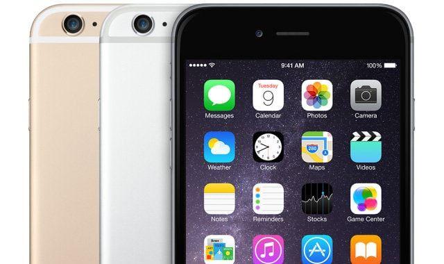 iPhone, продажи растут, конкуренты