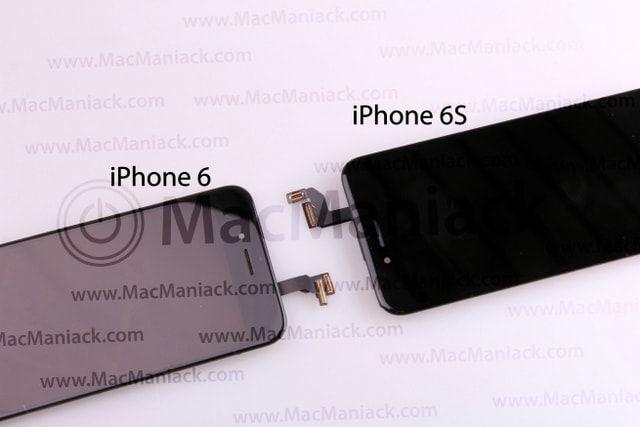 iPhone 6 и iPhone 6s