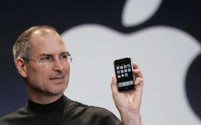 iphone 2g стив джобс
