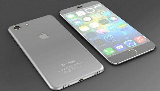 Концепт iPhone 6s