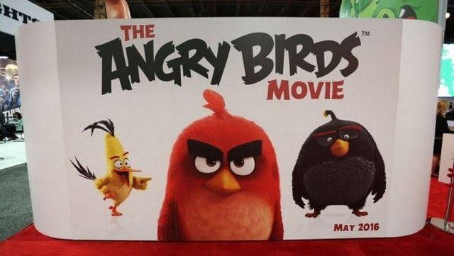 """""""Angry Birds в кино"""""""