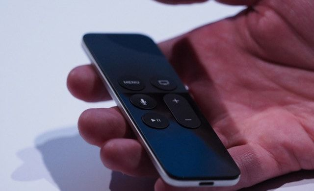 Apple TV, пульт