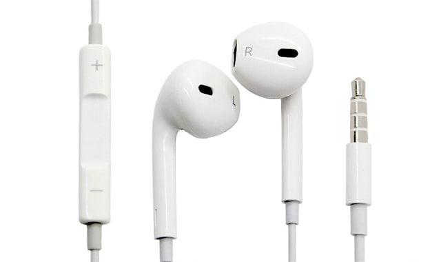 Apple EarPods, наушники