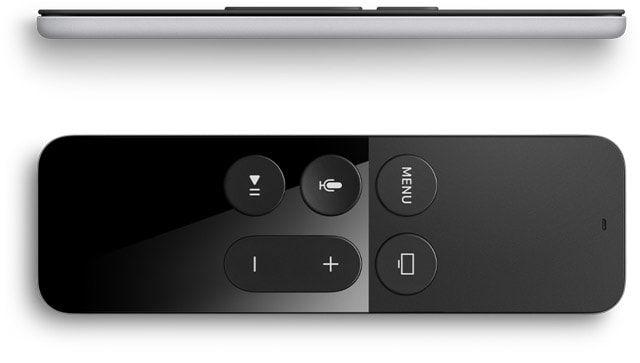Apple TV, Siri Remote