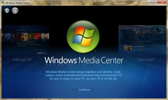 Apple TV, Microsoft