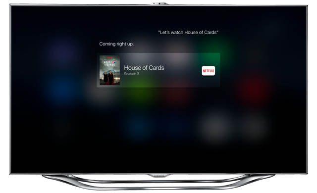 Apple TV, концепт