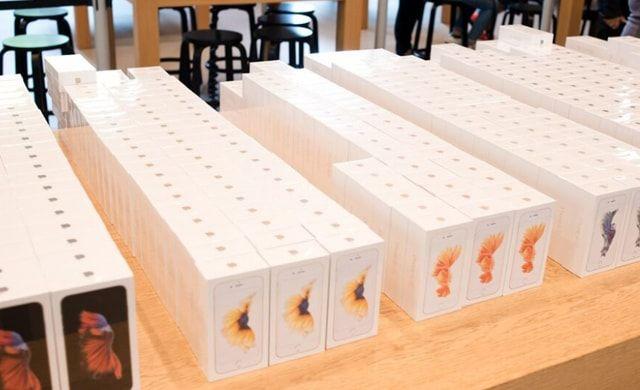 Apple, iPhone 6s, инвесторы