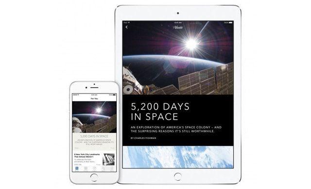 Apple News, рекламодатели