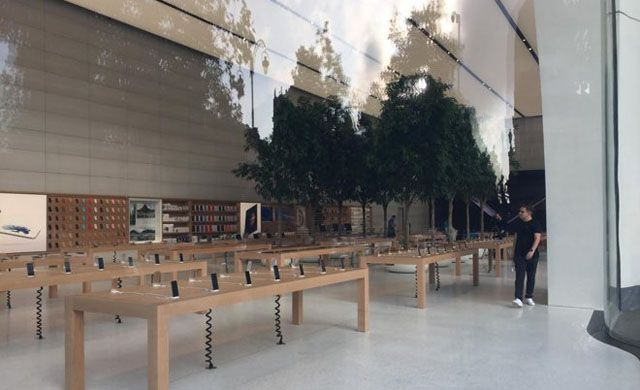 Apple Store, Брюссель