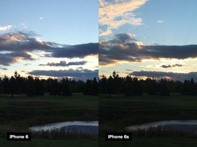 iPhone, эволюция камеры