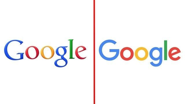 Google, логотип