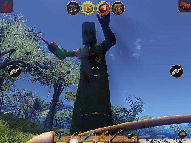 Radiation Island, бесплатная игра