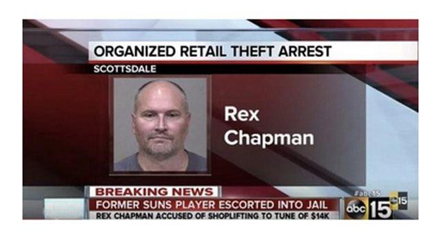 Рекс Чапмен, кража, Apple