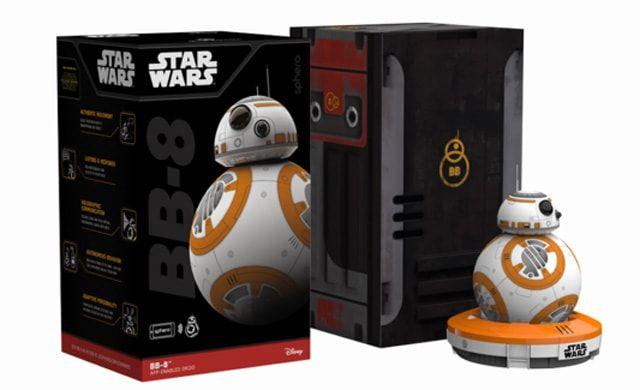 Sphero, BB-8, iPhone
