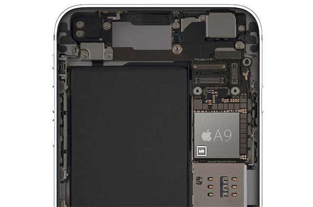 apple iphone 6s M9