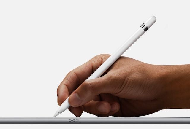 apple pencil ipad pro