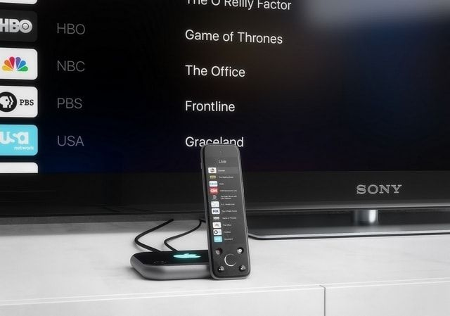Концепт Apple TV 4G