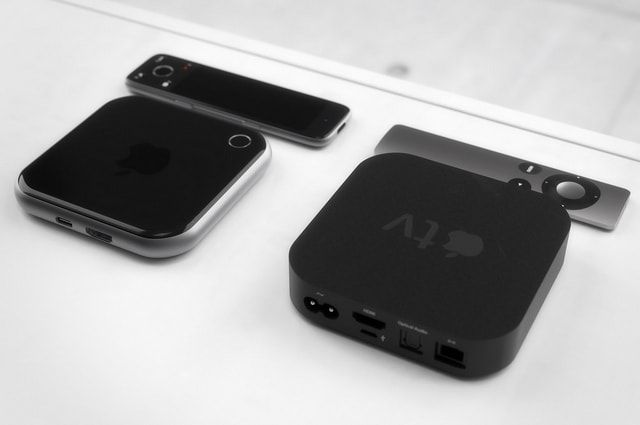 Концепт Apple TV 4G