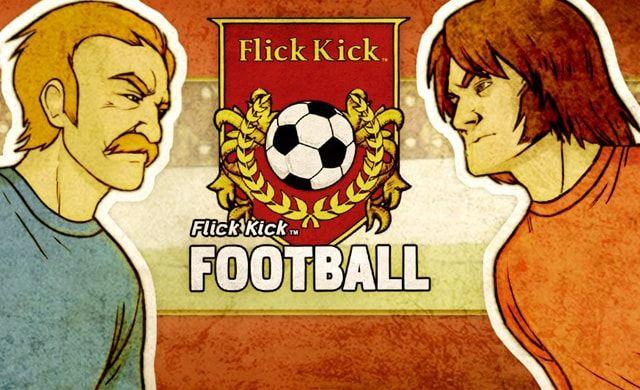 Flick Kick Football, игра недели