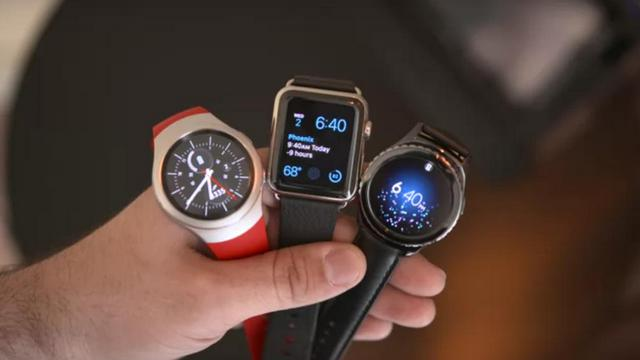 Samsung Gear S2 и Apple Watch