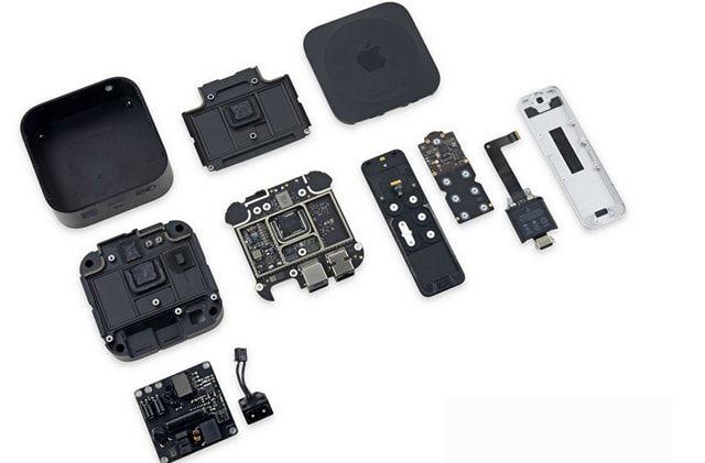iFixit,, Apple TV