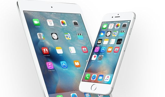 iOS 9, презентация