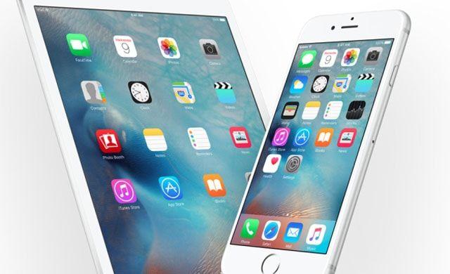iOS 9, статистика. загрузки